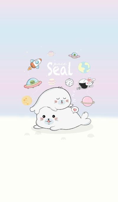 Seal Pastel Galaxy.