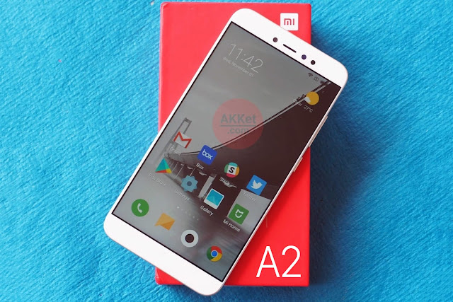 Xiaomi New MI A2 color and storage variants leaked.