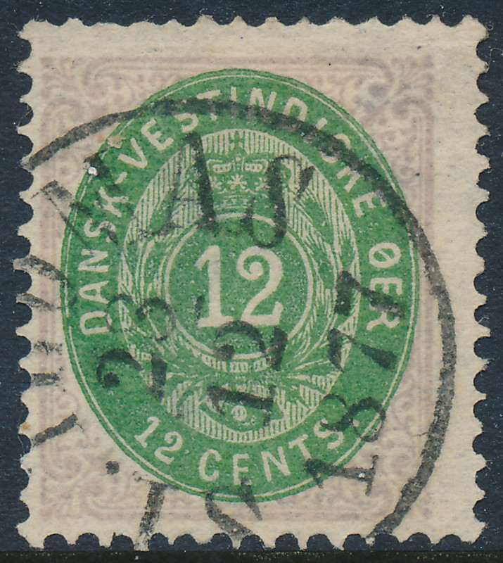 The Scandinavian Stamp Specialist Danish West Indies Stamps At Auction