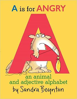 adjective animal book