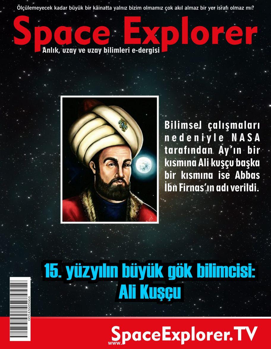 15. yüzyılın büyük gök bilimcisi: Ali Kuşçu