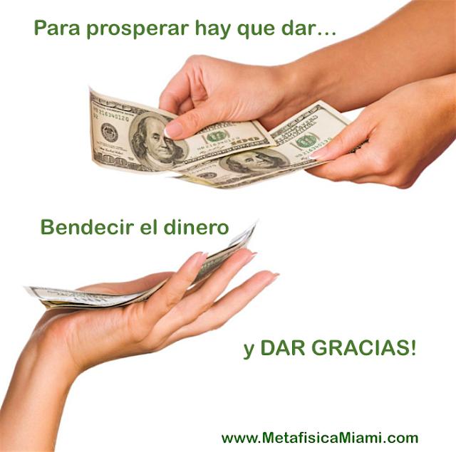 Metaf sica miami la clave de la prosperidad es dar - Para atraer el dinero ...