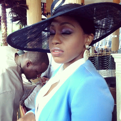 rita dominic 2face idibia wedding