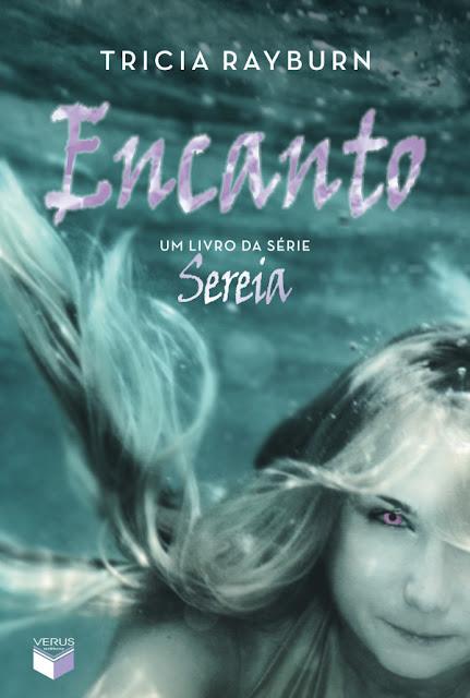 """News: Divulgada a capa nacional de """"Encanto"""", da autora Tricia Ray Burn.  17"""