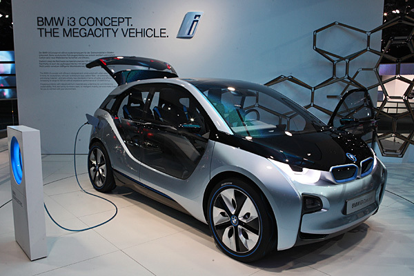 Bmw I Is A Sub Brand Of Which Has Been Created To Commercialize Low Emission Vehicles The I3 Previously Mega City Vehicle Mcv