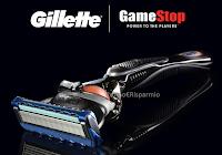 Logo Omaggio rasoio Gillette Fusion Proglide: ma solo per i più veloci