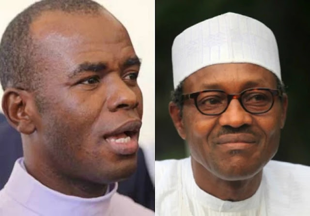 Corrupt people working for Buhari should be arrested - Mbaka