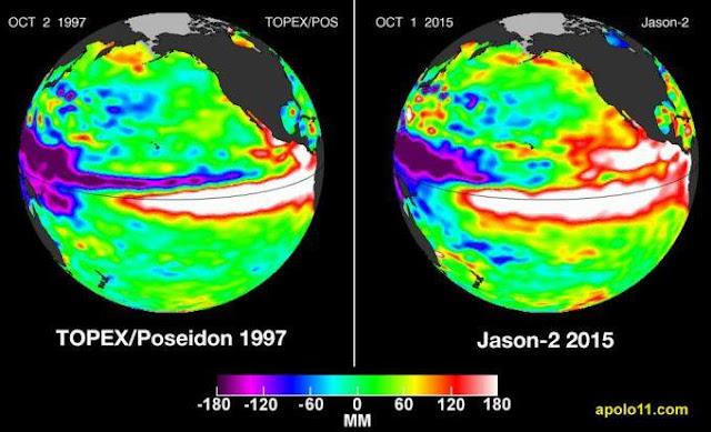 El Nino rekord született!