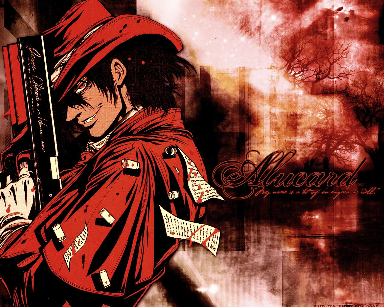 Anime iris alucard 2 hellsin imagenes - Anime hellsing wallpaper ...