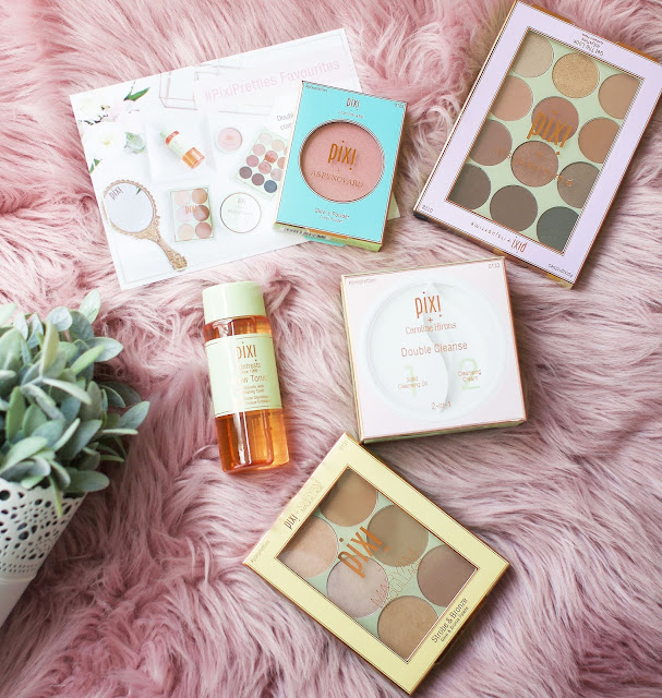 Pixi, Pixi beauty, Skincare, Make up, Palettes, flatlay, Bbloggers, Beauty, review,