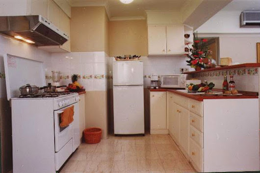 Kitchen style on-line - Understanding the Work Triangle and room Layouts