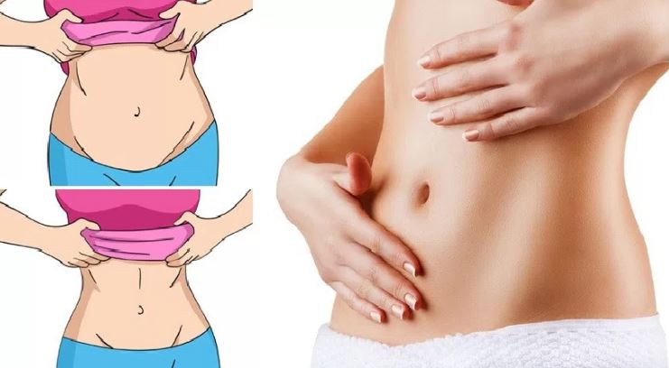 Remove Belly Fat By Doing This For Just 6 Minutes Every Day
