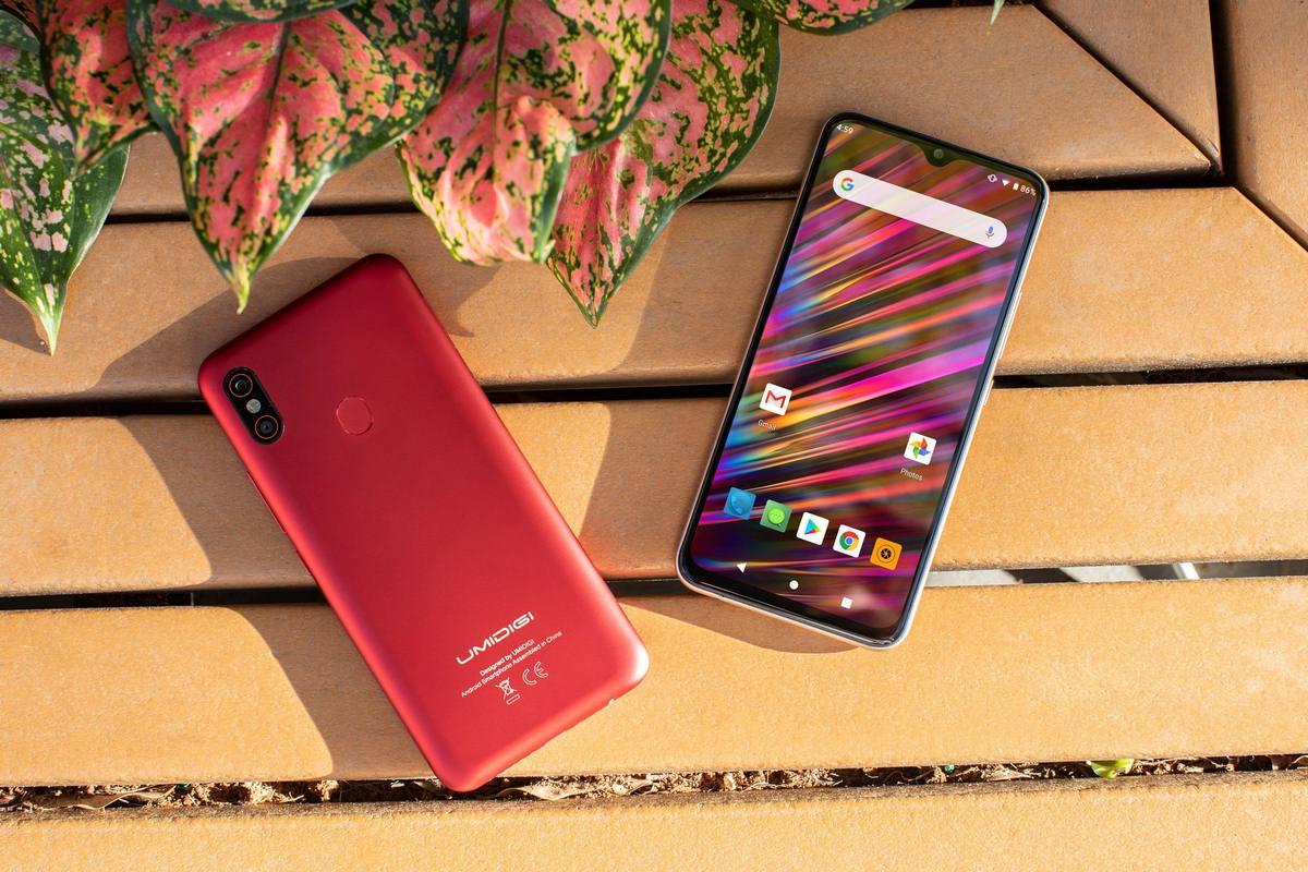 Ra mắt Umidigi F1 điện thoại giá rẻ camera 48MP, RAM 6GB pin 5.150mAh