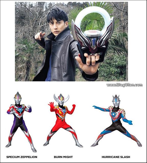 Nova serie Ultraman Orb