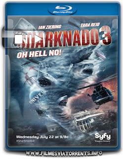 Sharknado 3: Oh, Não! Torrent