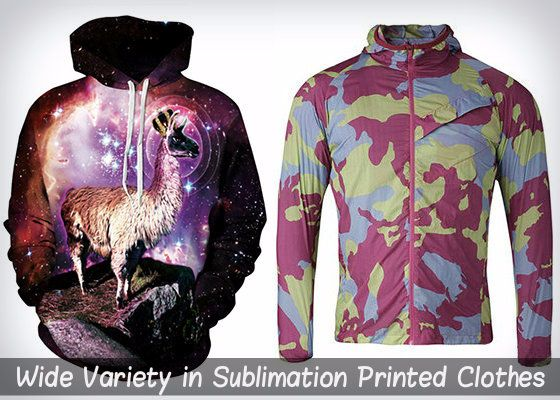 Sublimation Clothing Wholesale