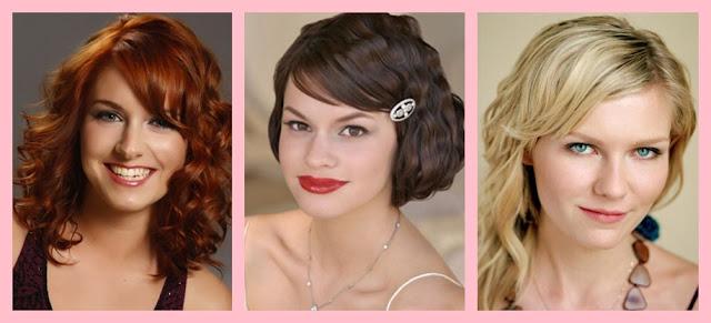 Peinados Cara Redonda