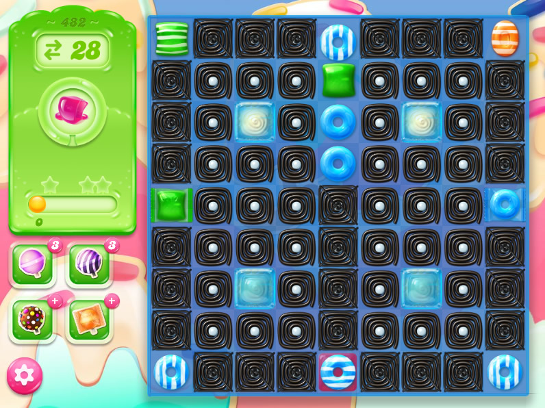 Candy Crush Jelly Saga 482
