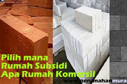 Perbedaan Batako Dan Bata Hebel Untuk Kualitas Bangunan Rumah Subsidi dan Komersil