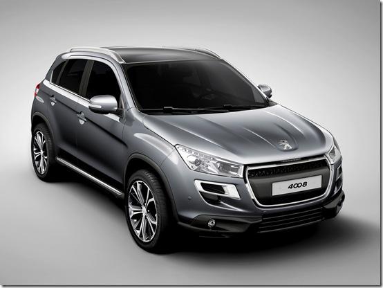nouvelle voiture peugeot 4008 peugeot concept car 2012 life news. Black Bedroom Furniture Sets. Home Design Ideas