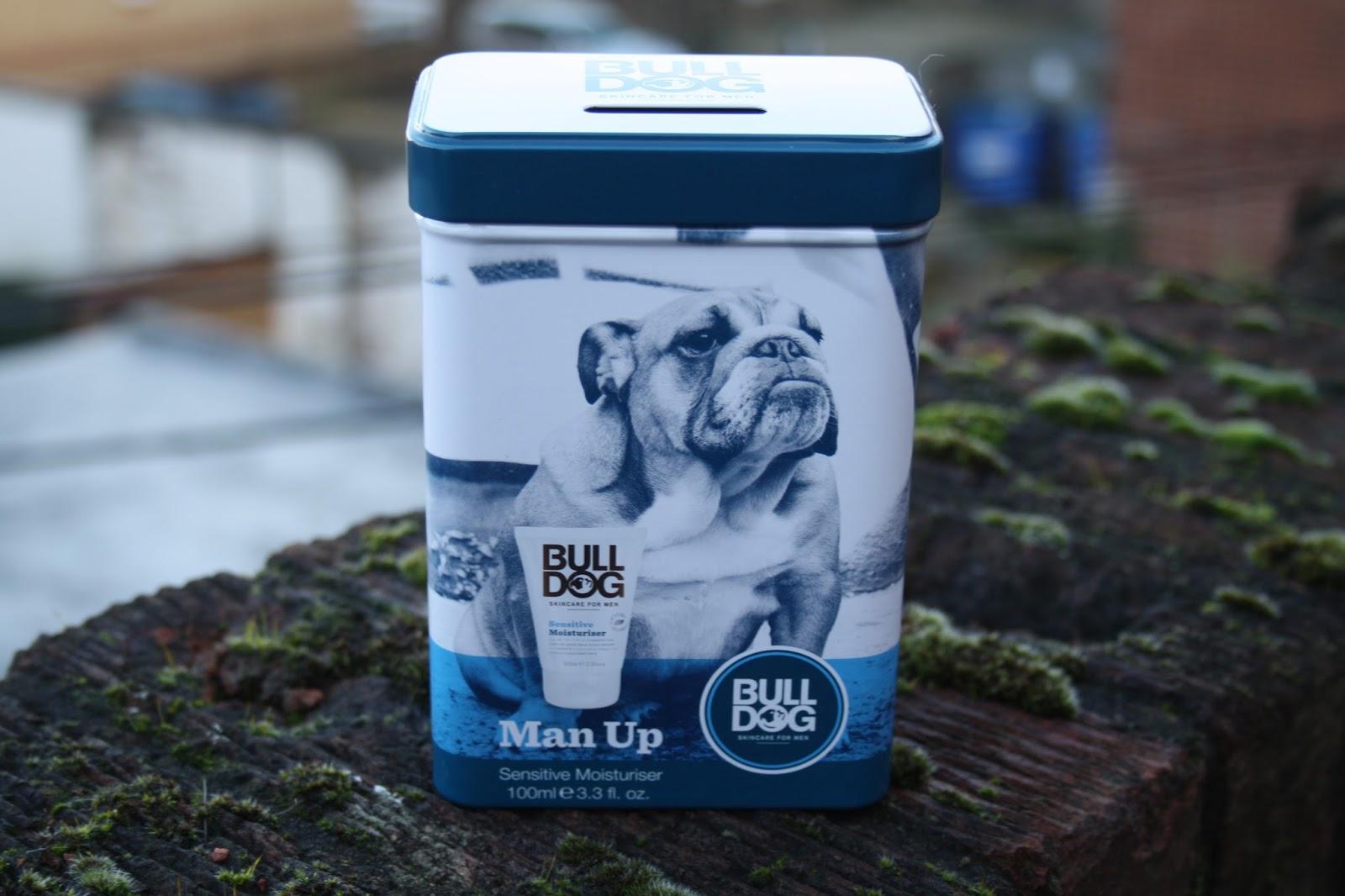 beautykinguk: bulldog skincare for men gift collection