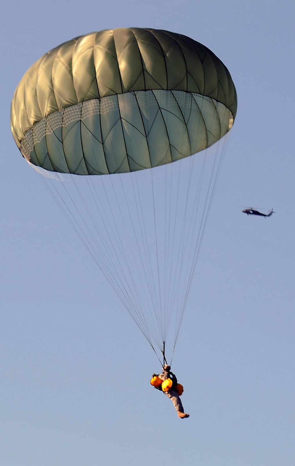 SNAFU!: 501st Parachute Infantry Regiment does water ops...