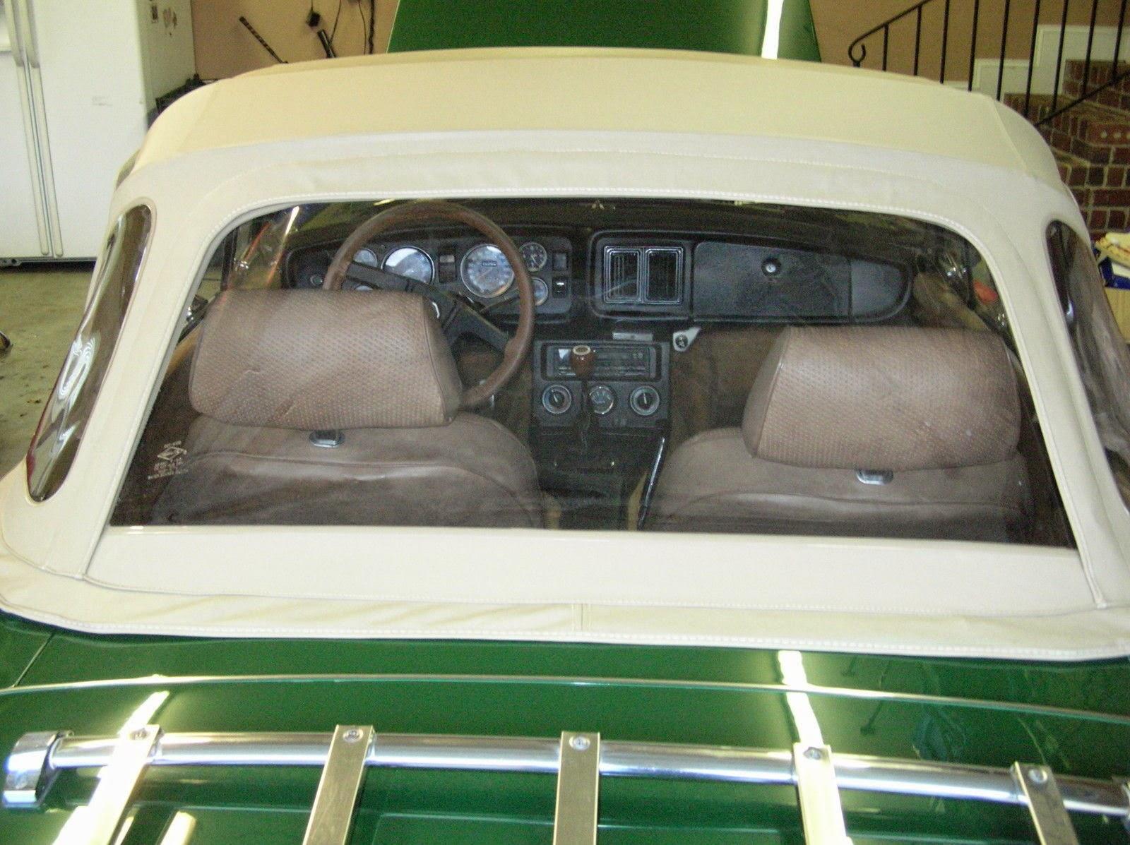 Daily Turismo: 10k: Super Swap Saturday: 1977 MG MGB Rover V8
