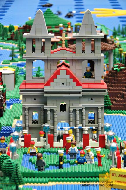 Lego Pilipinas Tara Na Exhibit Dapitan