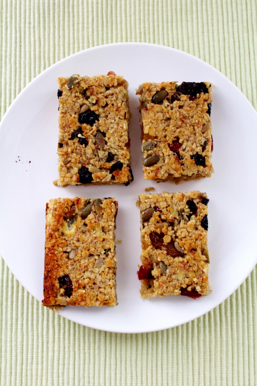How to make homemade banana flapjacks