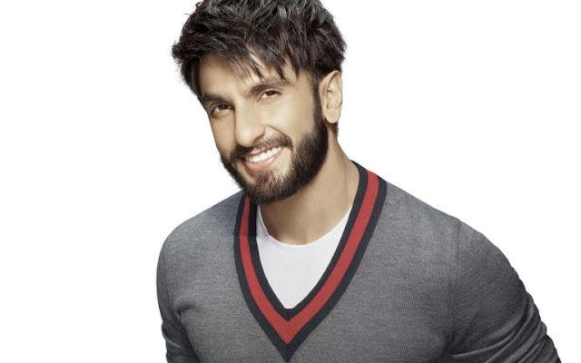 Ranveer Singh Cute Smiley Face HD Images
