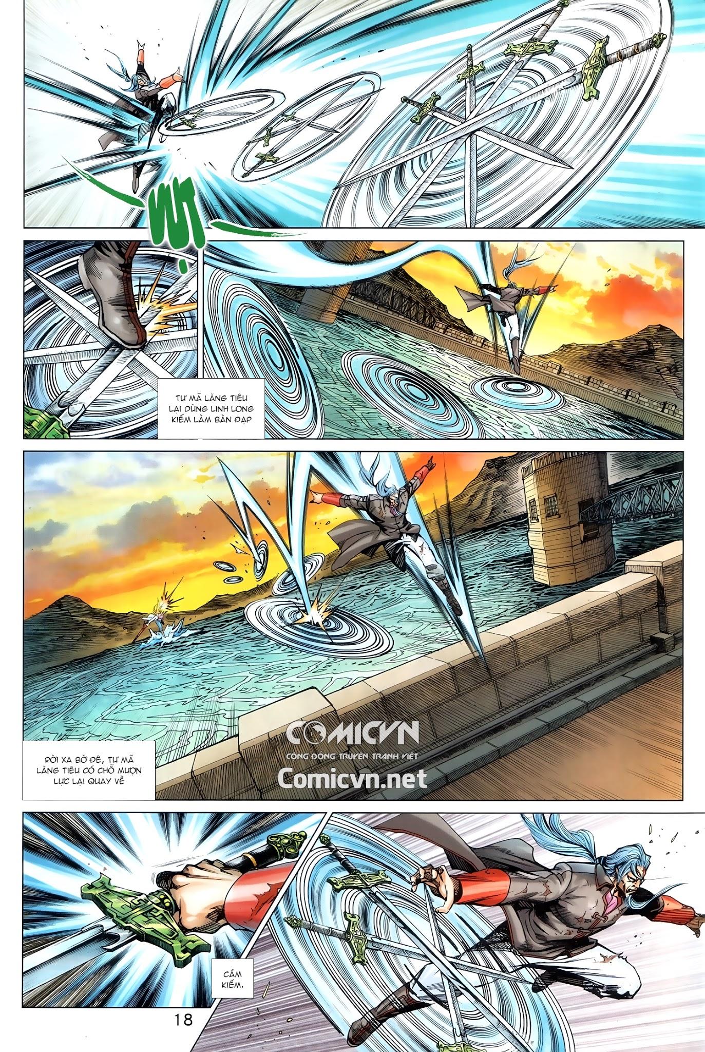 Tân Tác Long Hổ Môn chap 910.2 - Trang 7