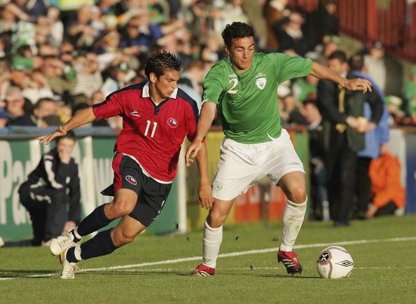 República de Irlanda y Chile en partido amistoso, 24 de mayo de 2006