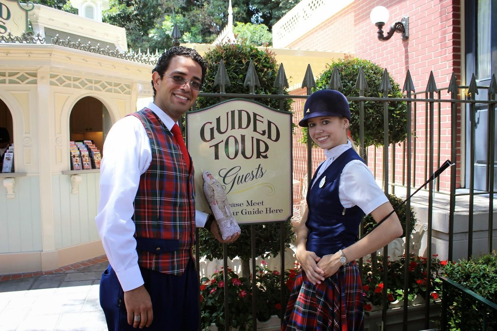 Vip tours of walt disney world.