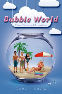 Book Review:  Bubble World by Carol Snow