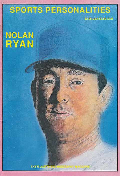 Nolan Ryan Birthday, Age, Family & Biography