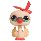 Littlest Pet Shop Collectible Pets Swan (#996) Pet