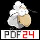 轉pdf軟體下載 PDF24 Creator 繁體中文