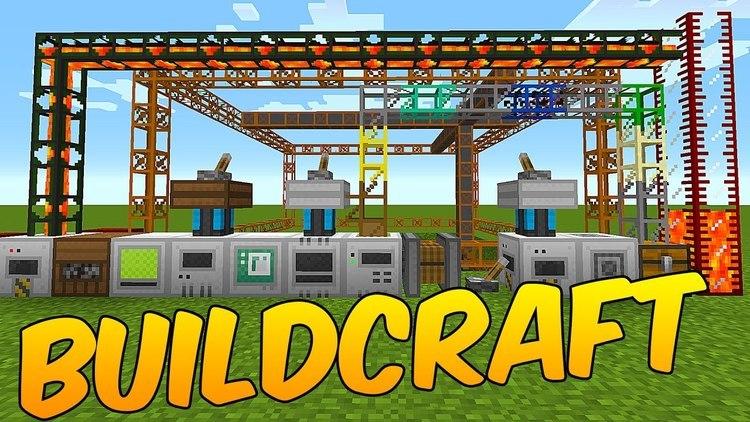 Minecraft buildcraft mod ndir minecraft yamalar for Crafting and building 2