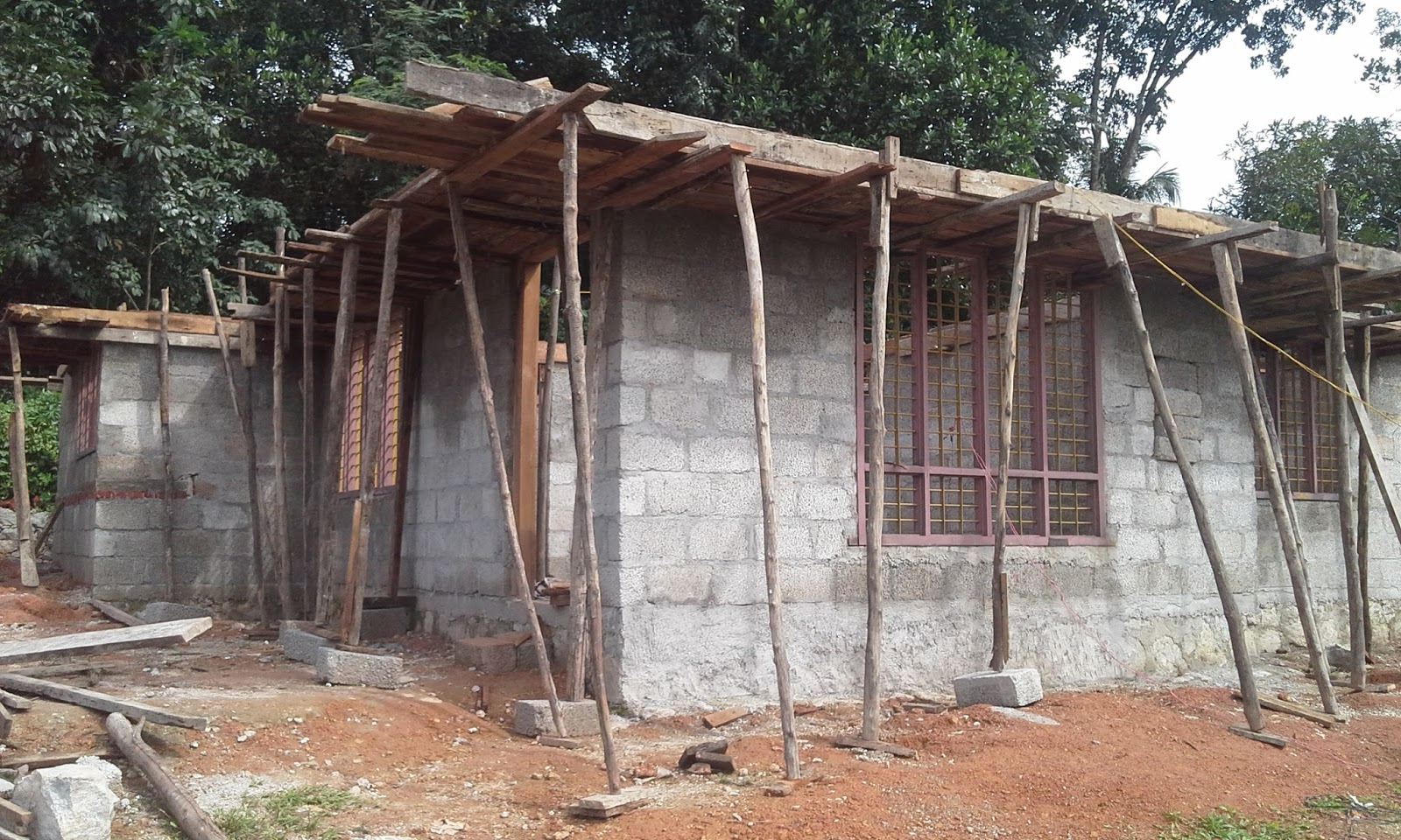 Kerala House Construction Tips 5 Wall And Lintel