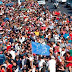 The Exodus: Thousands of refugees given unhindered access into Germany And Austria (PHOTOS)