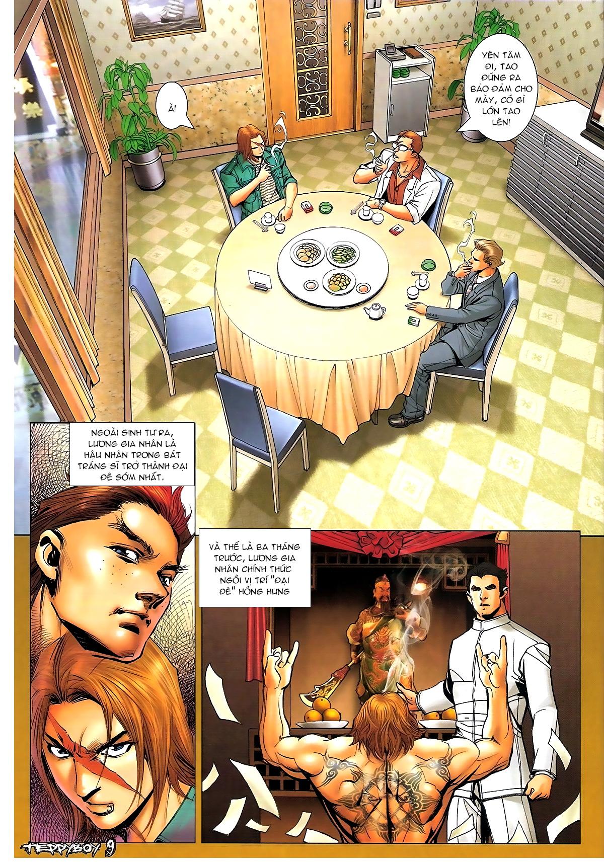 Người Trong Giang Hồ - Chapter 1324: Cừ có hơn tao - Pic 8