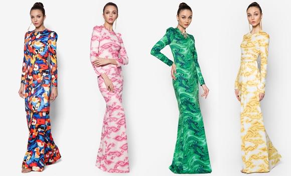Fesyen Trend Terkini Baju Raya 2016 By Rizalman