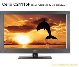 Cello C24115F TV review