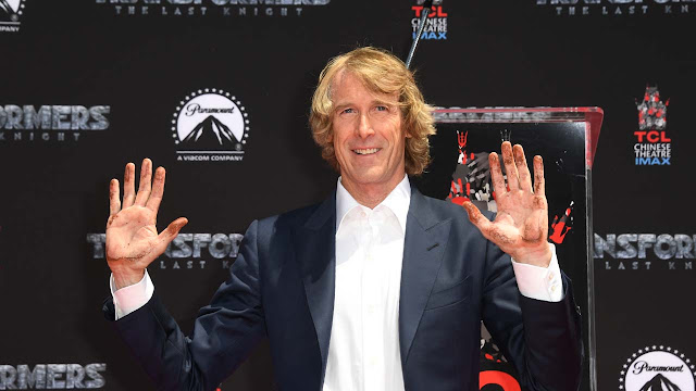 $6 bn Filmmaker Michael Bay honored by Hollywood