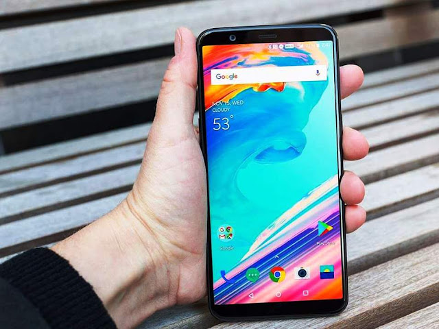 OnePlus 6's Face Recognition Feature Photographed
