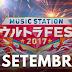 É em setembro: MUSIC STATION ULTRA FES 2017 tem dia confirmado!