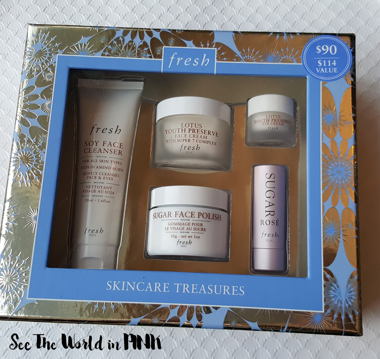 Fresh - Holiday Gift Sets!