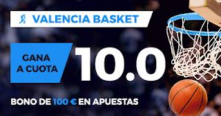 Paston Megacuota Liga Endesa Betis vs Valencia Basket 1 octubre