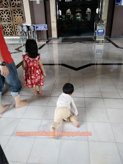 Melaka, haziq, masjid, mild cerebral palsy