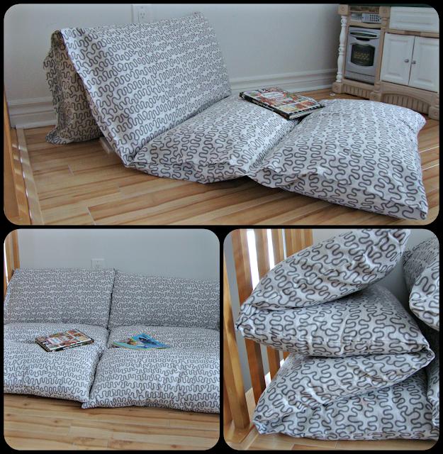 martha et moi matelas pour couter cin cadeau. Black Bedroom Furniture Sets. Home Design Ideas